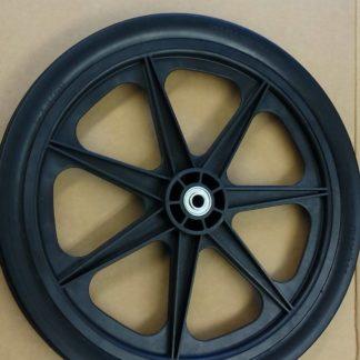 200-071-1 Wheel Assembly Black