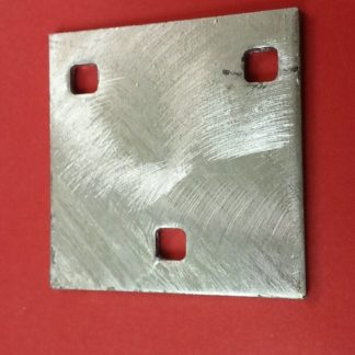 316-CBP Connector Bracket Backing Plate