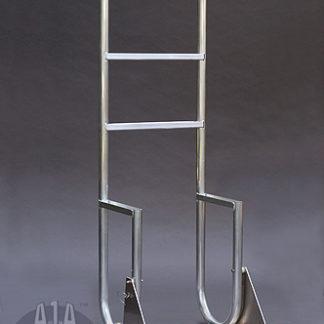3 step swing ladder