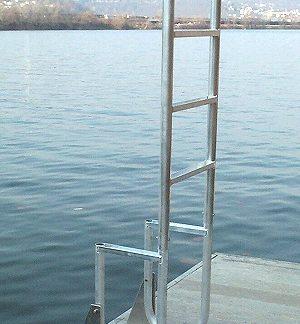 4 step swing ladder